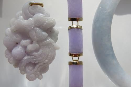Burmese lavender jadeite options A,B, and C in LGM blogpost