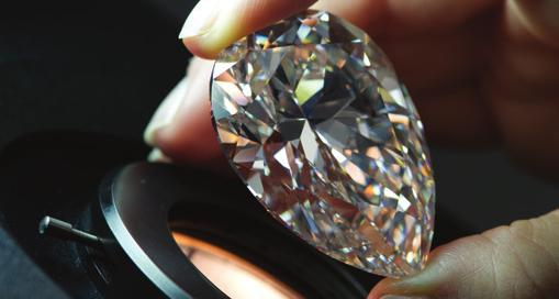 Harrods Unearths 228.31 ct Diamond from its Vaults for Private Sale