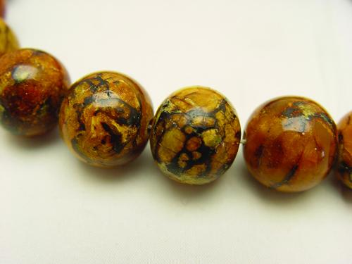 Early reconstructed type 2 amber