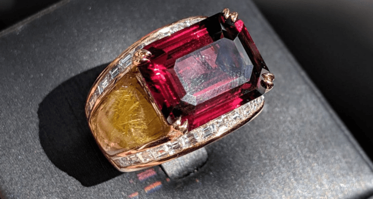 A First Time Visit to Intenational Jewellery London 2019
