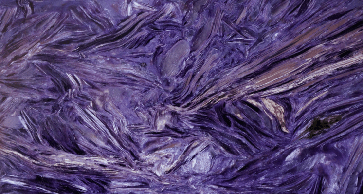 Purple Passion: Gem Carving in Pantone's Colour of the Year