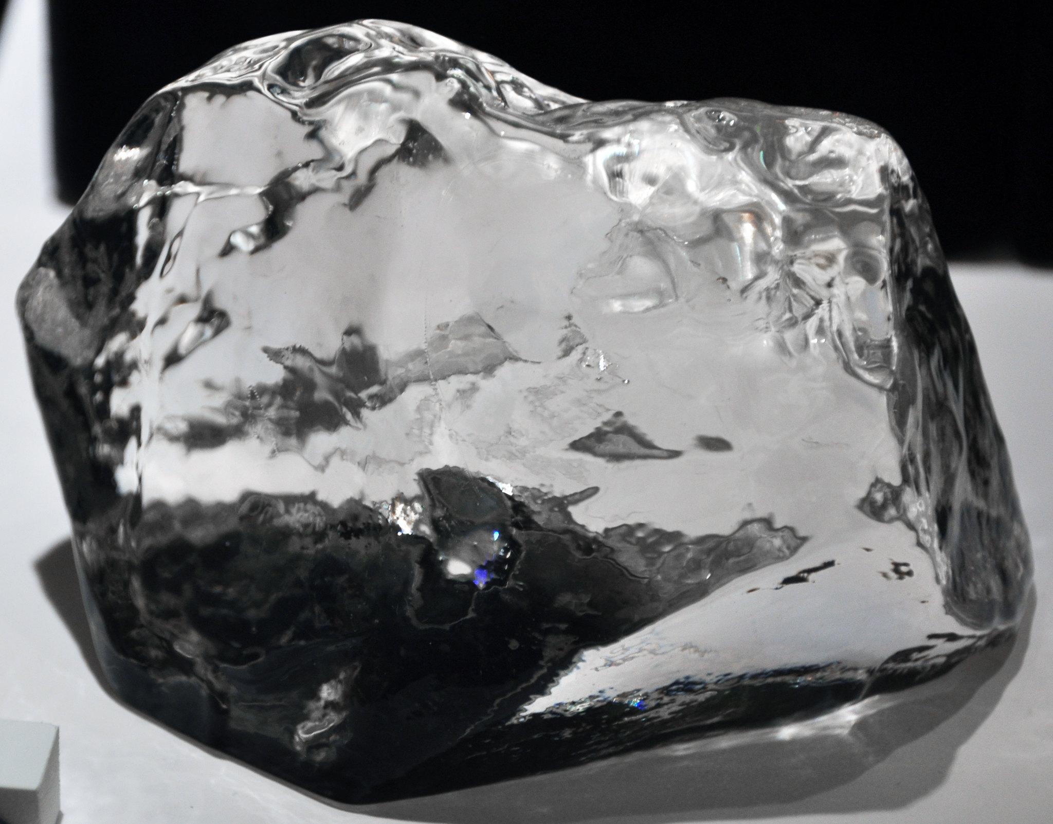 The Cullinan Diamond Replica at the Carnegie Museum of Natural History Gem A Blog Famous Diamonds