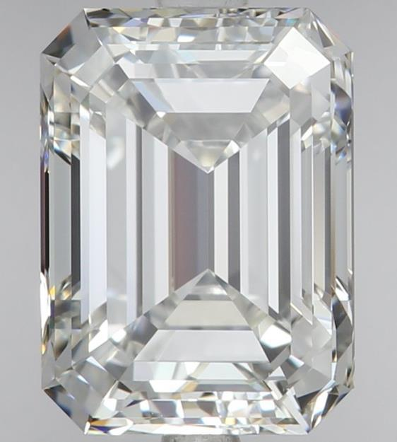 Emerald Cut Diamond Coutresy of 77 Diamonds Gem A Blog
