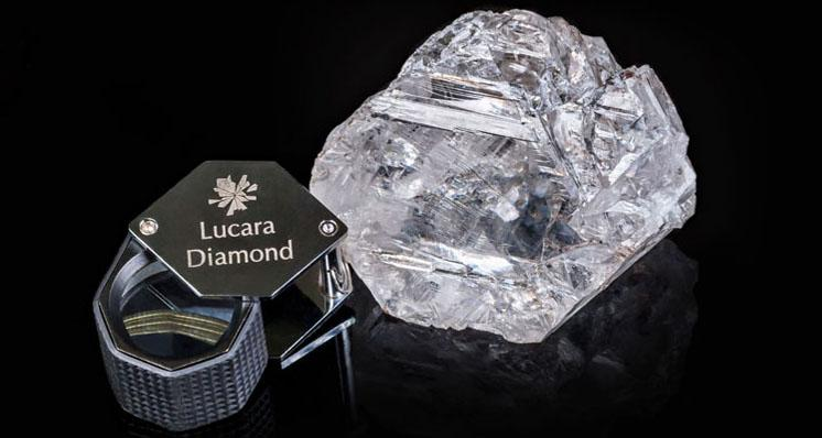 Graff Diamonds buys 1,109ct Lesedi La Rona Diamond for $54m