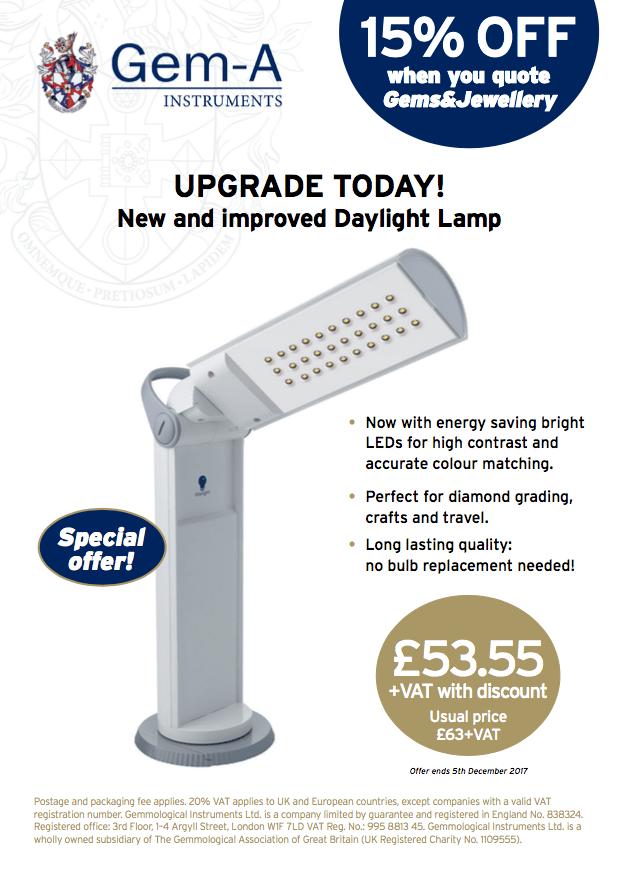 Daylight LED Lamp