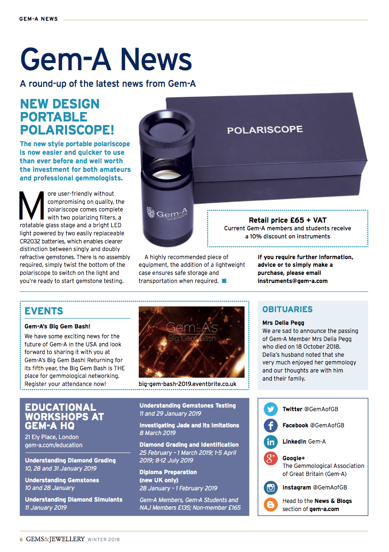 New Polariscope