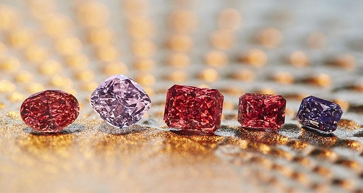 Rio Tinto Reveals The 2.11ct Argyle Everglow Red Diamond