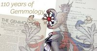 110 Years of Gemmology
