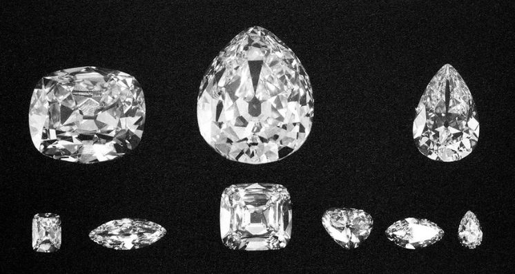 Top 5 Most Famous Diamonds for Gemmologists