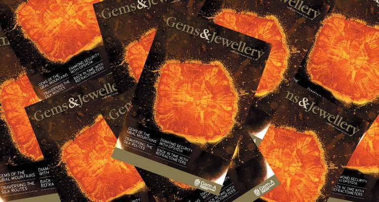 Gems&Jewellery Winter 2019 is Available to Read Now!
