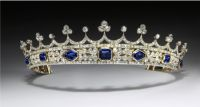 The History of Queen Victoria's Sapphire and Diamond Coronet