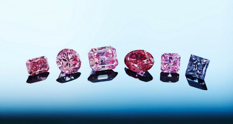 Fancy Vivid Pink Diamond Steals the Show in 2018 Argyle Tender