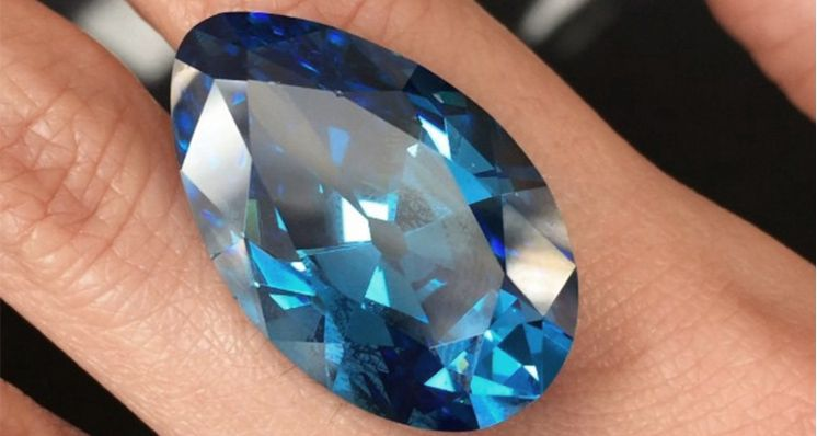 The Tale of the Mouawad-Tereschenko Blue Diamond