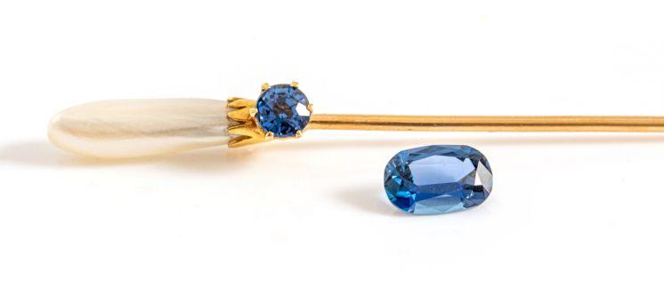 American Gemstones: Yogo Sapphires from Montana