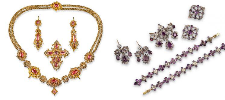 Historic Uses of Topaz Gemstones in Jewellery