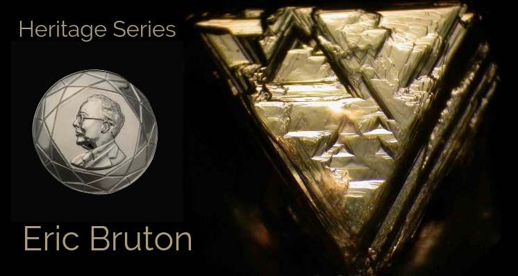 Heritage Series: Delving into Diamonds - Eric Bruton
