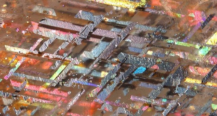 Journal Digest: Delve into the Colours of Rainbow Lattice Sunstone