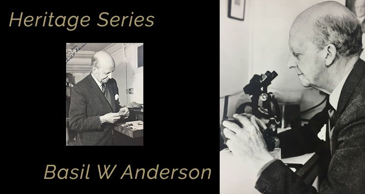 Leading the World's First Gemstone Testing Laboratory: Gem-A's Basil Anderson