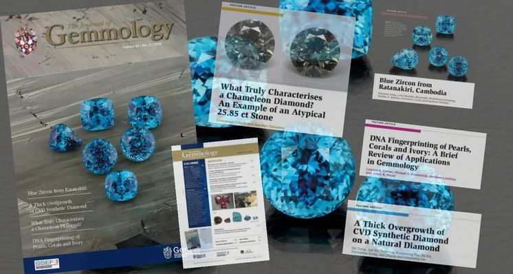 The Journal of Gemmology, Volume 36, No. 2. Is Here!
