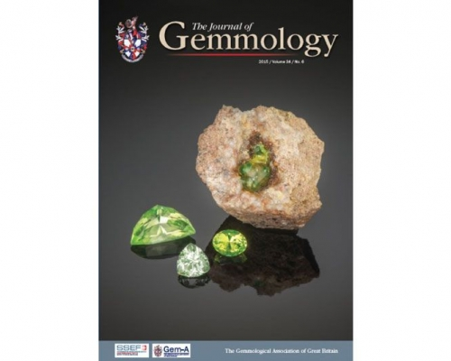 Gem-A releases the latest Journal of Gem...