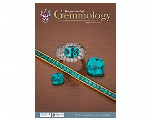 Summer edition of The Journal of Gemmolo...