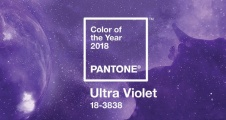 Ultra Violet Revealed as Pantone Colour of the Year 2018