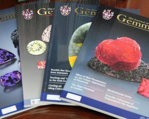 Gem-A's The Journal of Gemmology accepte...